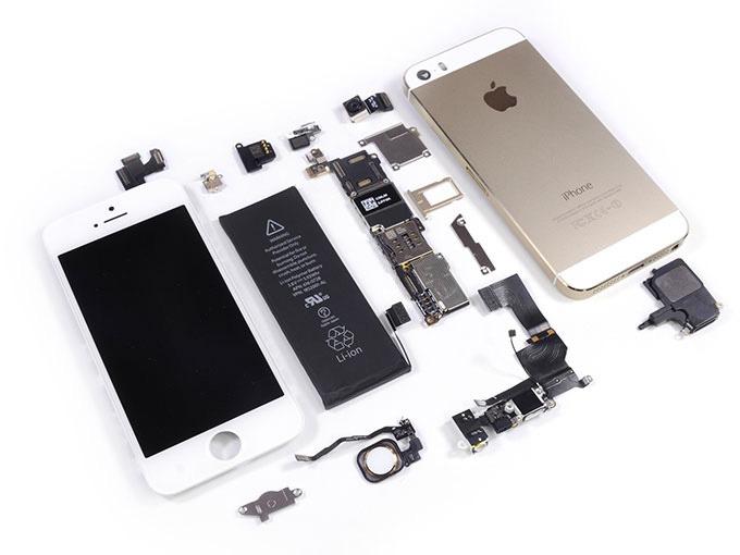 ремонт iphone5s